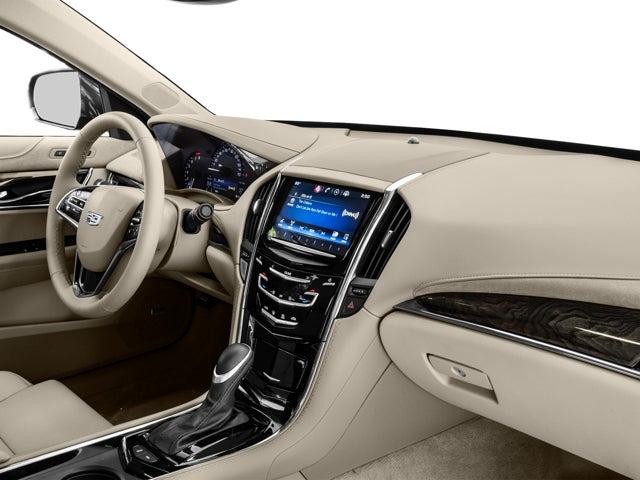 2016 Cadillac Ats 2 0l Turbo Luxury In Stuart Fl Wallace Nissan