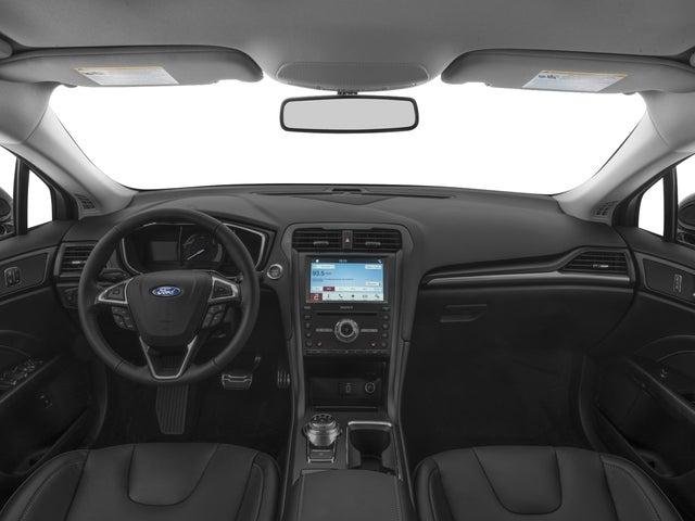 2017 Ford Fusion Energi Platinum In Stuart Fl Wallace Nissan
